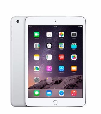 Apple iPad mini 3 16Gb WiFi Silver (MGNV2TU/A)