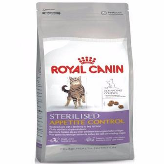 Royal Canin Sterilised Appetite Control 2кг