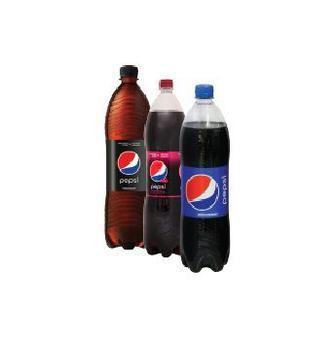 Напій Пепсі Кола/Пепси Лайм/Пепсі Блек Вайлд