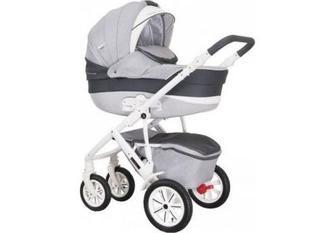 Дитяча коляска універсальна 2 в 1 Coletto Verona Avangard 01