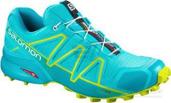 Кросівки Salomon SPEEDCROSS 4 W Blue C L40124700 р.7,5 бірюзовий