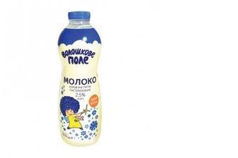 Молоко 2,5%, Волошкове поле, 900г