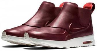 Черевики Nike Air Max Thea Mid 859550-600 р. 9,5 червоний