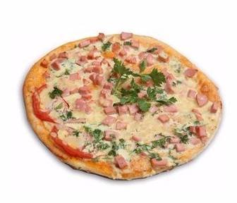Пицца с ветчиной 140г