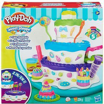 Игровой набор Hasbro Play-Doh Праздничный торт