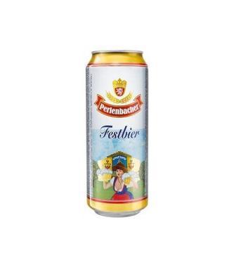 Пиво Festbier Perlenbacher 0,5л