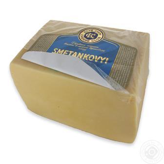 Сир «Сметанковий» 50% Клуб сиру 100 г