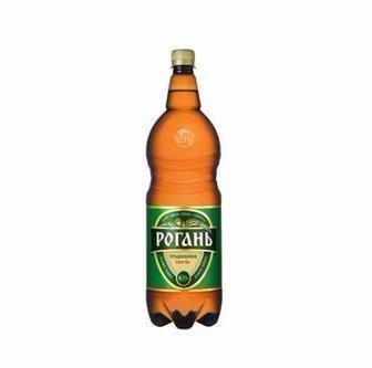 Пиво Традиционное  Рогань  2 л