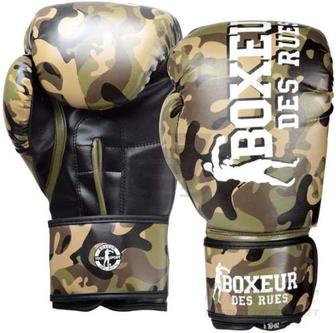 Боксерські рукавиці Boxeur BXT-5146 14oz камуфляж