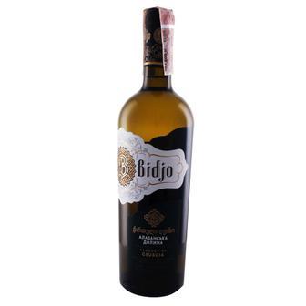 """Вино красное полусладкое Алазанская долина ТМ """"Bidjo"""" 0,75 л"""