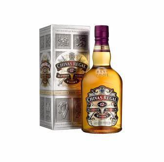 Виски Chivas Regal 12 лет 40%, Шотландия 0,7л
