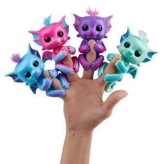 Интерактивный ручной дракончик Fingerlings