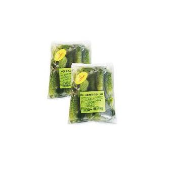Огірки малосольні Чудова Марка 525 г, пакет