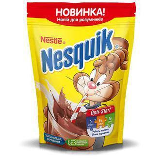 Напій з какао Nesquik Opti Start  Nesquik 140г