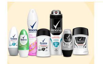 Дезодоранти Чоловічі та жіночі Rexona