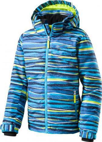 Куртка McKinley Chloe gls р. 116 блакитний 280493-907915