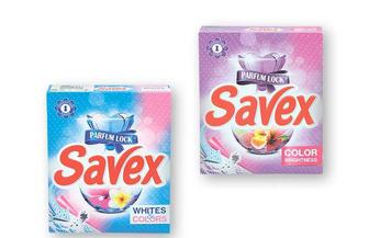 орошок прaльний синтетичний Parfum Lock Whites&Colors/ Color Brightness, aвтомaт Savex 400 г