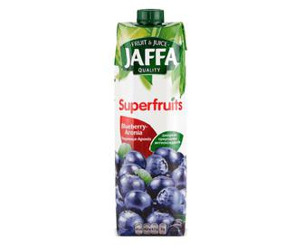 Нектар Jaffa чорниця-чорноплідна горобина, 0,95л