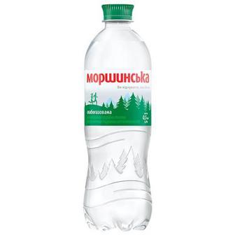Вода мінеральна Моршинська слабогаз. 0,5л