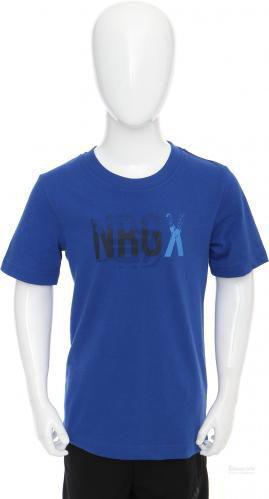Дитяча футболка Energetics Gaston Y р. 164 синій 267840-0522