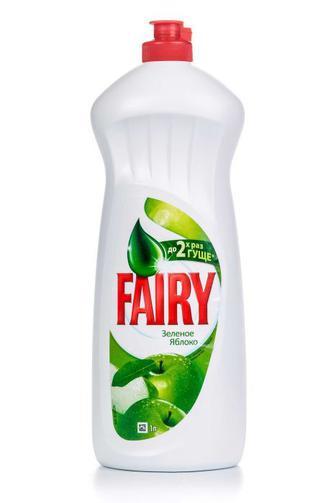 Средство для мытья посуды FAIRY Зеленое Яблоко, 1000мл