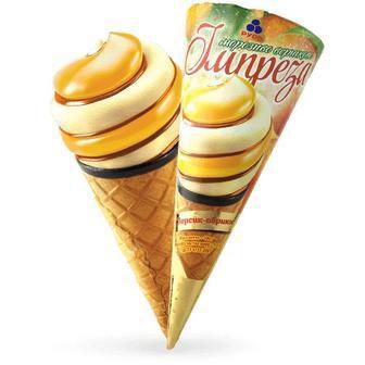 Морозиво Імпреза Рудь 100 г