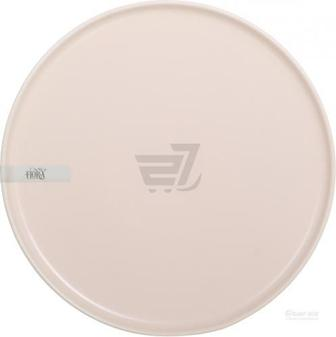 Тарілка підставна Less Simple beige 25 см LH5489-25-Y229 Fiora