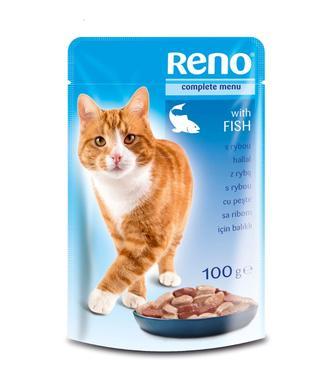 Консервований корм для тварин RENO