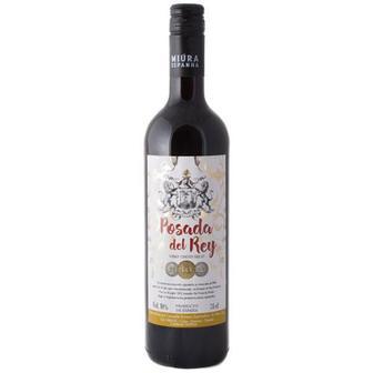 Вино Posada del Rey червоне сухе 0,75