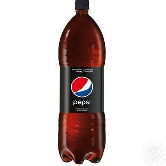 Напій безалкогольний Пепсі-Блек 1.5 л