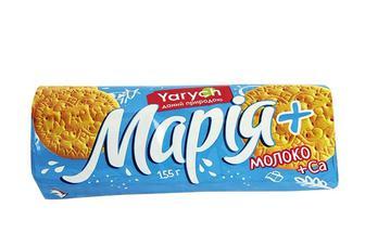 Печенье Мария с молоком и Са  Yarych 155 г