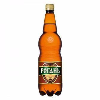 Пиво Веселий монах, міцне, Рогань, 1 л