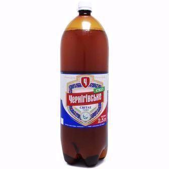 Пиво Чернігівське світле, 2.3л