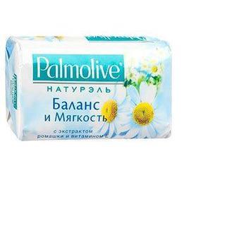 Мыло Palmolive Натурэль с экстрактом ромашка и витамина Е, 90г