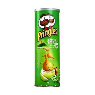 Чипсы картофельные, Pringles
