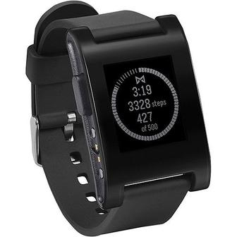 Pebble Smartwatch Classic 301BL Black (Refurbished