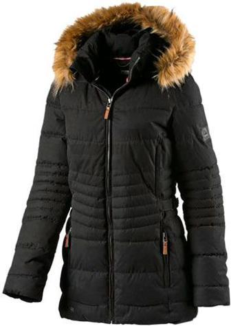 Куртка-парка McKinley Powaqa 267760-050 36 чорний