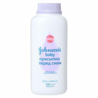 Присипка Johnson's Baby Перед сном