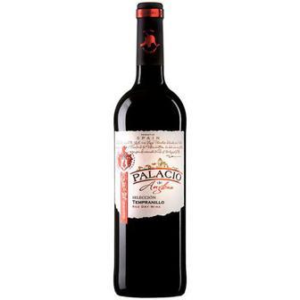 Вино Palacio de Anglona Tempranillo Secco чер. сухе 0.75л