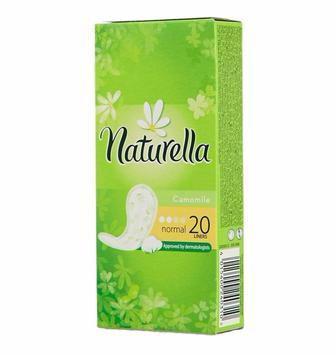Прокладки   для критичних днів 8 шт 10 шт для щоденної гігієни 20шт Naturella