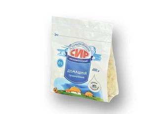 Сир кисломолочний нежирний Білоцерківський