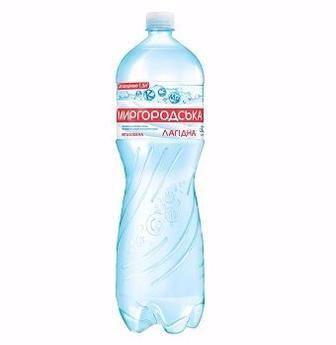 Вода минеральная   Миргородская сл/газ, газ., 1.5 л