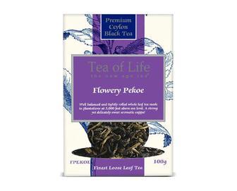 Чай Tea of Life чорний Fpekoe, 100г