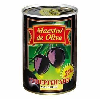 Оливи Maestro de oliva б/к з/к 280г