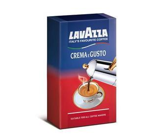 Кава мелена Lavazza Crema&Gusto Classico 250г