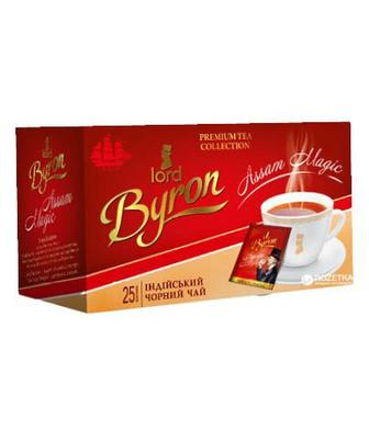 Чай чорний Лорд Байрон Ассам 25пак