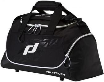 Спортивна сумка Pro Touch Teambag S 274459-900050 чорний із білим