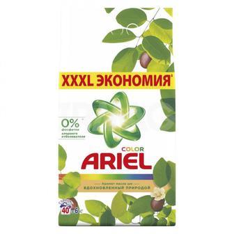 Стиральный порошок автомат ARIEL масла ши, 6кг