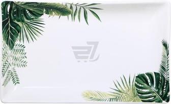 Блюдо прямокутне Jungle 4х38,5х23,5 см HJ22260