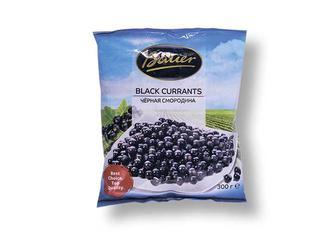Смородина чорна свіжозаморожена, Bauer 300 г